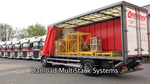 MultiStacks on truck